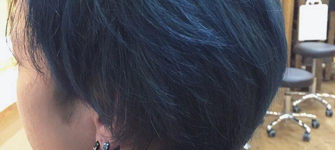 BLUE!!@島夏美