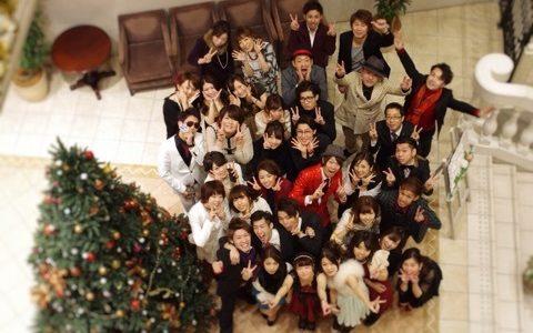 クリスマスパーティー2015  はじまるよ〜