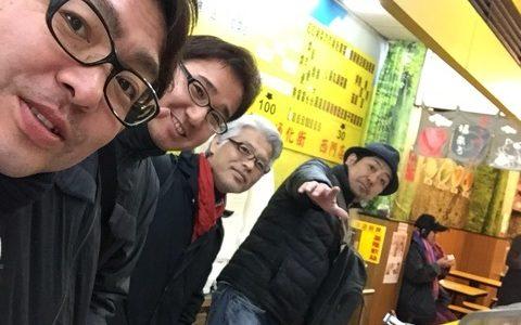 台湾なのに、、、寒っ!!